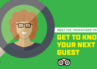 Meet Tracy, Your Next Vacation Rental Guest From Tripadvisor