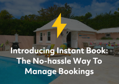 Introducing Instant Book: The No-hassle Way To Manage Bookings