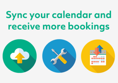 Centralize Your Availability (and Score More Bookings!) with Calendar Sync